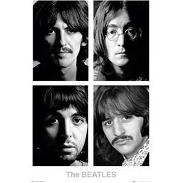 Beatles White Album plakat