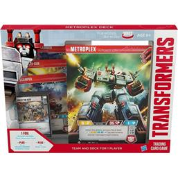 Transformers: Transformers TCG Metroplex Deck english