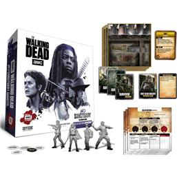 Walking Dead: Walking Dead Board Game Expansion No Sanctuary: Killer Within *English Version*