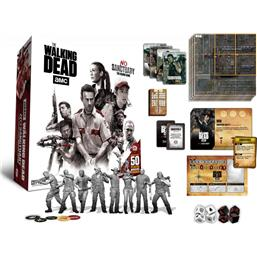 Walking Dead: Walking Dead Board Game No Sanctuary *English Version*