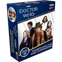 Doctor Who: Doctor Who Exterminate! Expansion 4th Doctor and Companions *English Version*
