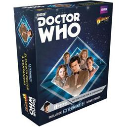 Doctor Who: Doctor Who Exterminate! Expansion 11th Doctor and Companions *English Version*