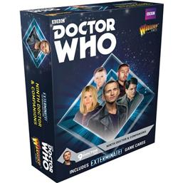 Doctor Who: Doctor Who Exterminate! Expansion 9th Doctor and Companions *English Version*