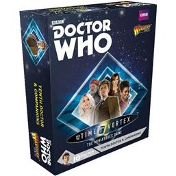Doctor Who: Doctor Who Exterminate! Expansion 10th Doctor and Companions *English Version*