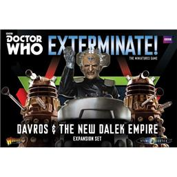Doctor Who: Doctor Who Exterminate! Expansion Davros & The New Dalek Empire *English Version*
