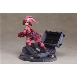 Sword Art Online Alternative Gun Gale Online PVC Statue 1/7 Llenn Sudden Attack Ver. 18 cm