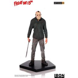 Friday The 13th: Friday the 13th Art Scale Statue 1/10 Jason 21 cm