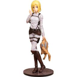 Attack on Titan: Attack on Titan Statue 1/7 Krista Lens 21 cm