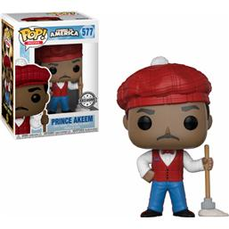 Prince Akeem POP! Movies Vinyl Figur (#577)