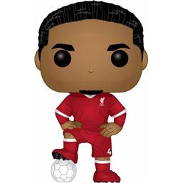 Virgil van Dijk POP! Football Vinyl Figur