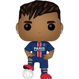 Paris Saint-Germain F.C.: Neymar da Silva Santos Jr. POP! Football Vinyl Figur