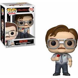 Office Space: Milton Waddams POP! Movies Vinyl Figur (#713)