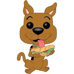 Scooby Doo w/ Sandwich POP! Animation Vinyl Figur