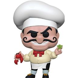 Chef Louis POP! Disney Vinyl Figur