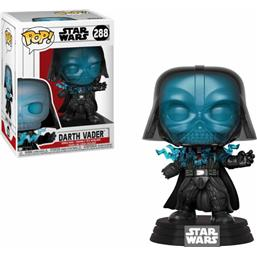 Star Wars: Electrocuted Vader POP! Movies Vinyl Figur (#288)