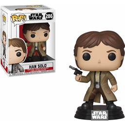 Endor Han Solo POP! Movies Vinyl Figur (#286)