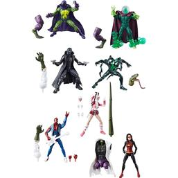 Marvel Legends Series Action Figures 15 cm Spider-Man 2018 Wave 1 - 7+1 Pack