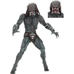 Predator: Predator 2018 Deluxe Action Figure Armored Assassin Predator 30 cm