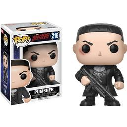 Daredevil: Punisher POP! Bobble-Head Vinyl Figur (#216)