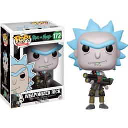 Weaponized Rick POP! Vinyl Figur (#172)