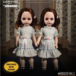 Grady Twins Living Dead Dolls - Talking 25 cm