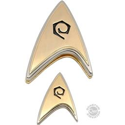Star Trek: Star Trek Discovery Enterprise Badge & Pin Set Operations