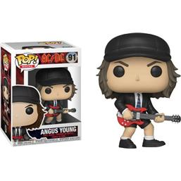 Angus Young POP! Rocks Vinyl Figur (#91)