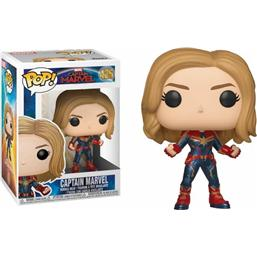 Captain Marvel POP! Marvel Vinyl Bobble-Head Figur (#428)