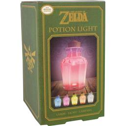 Zelda: Potion Jar Lampe