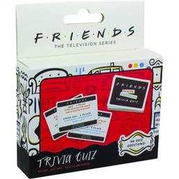 Friends: Friends Card Game Trivia Quiz *English Version*