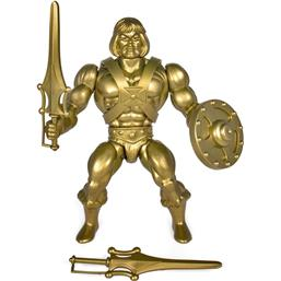 Masters of the Universe Vintage Collection Action Figure Gold He-Man 14 cm