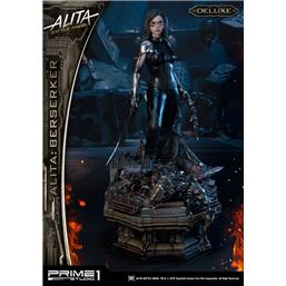 Battle Angel Alita: Alita Berserker Deluxe Version 64 cm