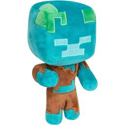 Minecraft: Drowned Bamse 18 cm