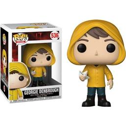 IT: Georgie Denbrough POP! Vinyl Figur (#536)