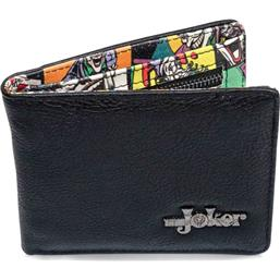 Batman: The Joker Vintage Bifold Pung