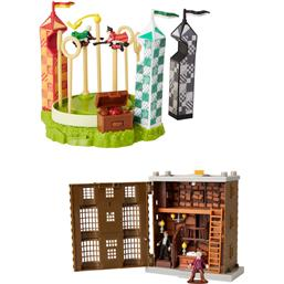 Harry Potter Mini Playsets Wave 1 2-pack