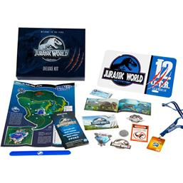 Jurassic Park & World: Welcome to the Park Deluxe Kit
