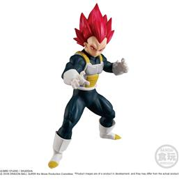 Dragon Ball: Dragonball Super Styling Collection Figure Super Saiyan God Vegeta 11 cm