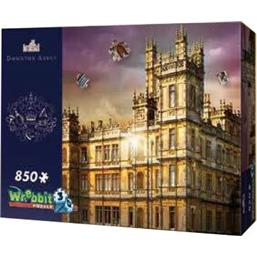 Downton Abbey: Downton Abbey 3D Puzzle Downton Abbey