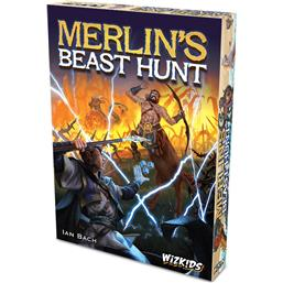 Diverse: Merlin's Beast Hunt Board Game *English Version*