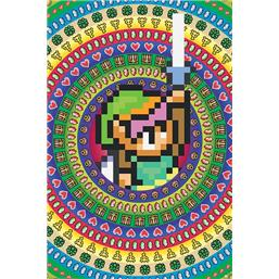 Legend of Zelda Collectables Plakat