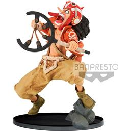 One Piece BWFC PVC Statue Usop Normal Color Ver. 15 cm