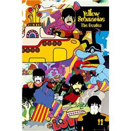 Yellow Submarine Cover
