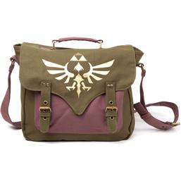 Zelda: The Legend of Zelda Messenger Bag Golden Triforce