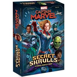 Captain Marvel: Captain Marvel Board Game Secret Skulls *English Version*