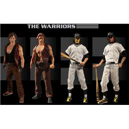 Warriors: The Warriors Action Figures 1/12 Deluxe Box Set 17 cm