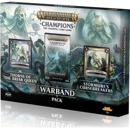 Warhammer Age of Sigmar: Champions Warband Collectors Pack english