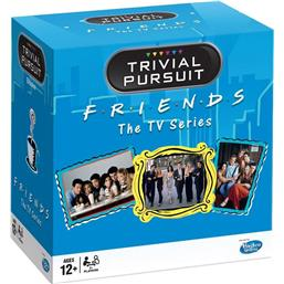 Friends: Friends Card Game Trivial Pursuit *English Version*