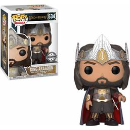 King Aragorn POP! Vinyl Figur (#534)