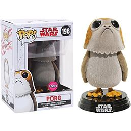 Porg POP! Bobble-Head - Flocked (#198)